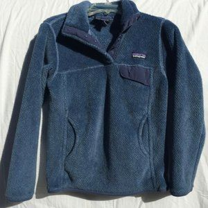 Patagonia Re-Tool Snap T Fleece Pullover Jacket